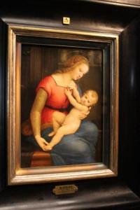 Madone de Raphael
