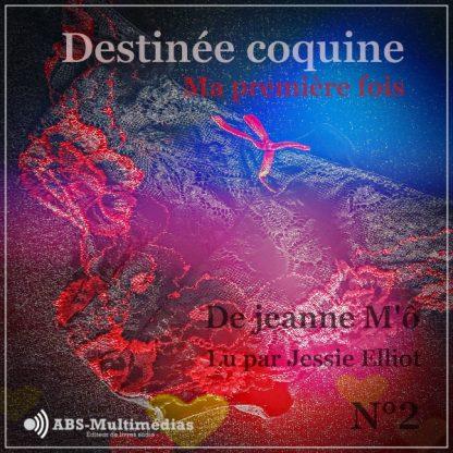 Livre audio Destinée coquine – Ma première fois