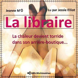 Livre audio La libraire