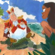 Des Caraïbes en Telaraña