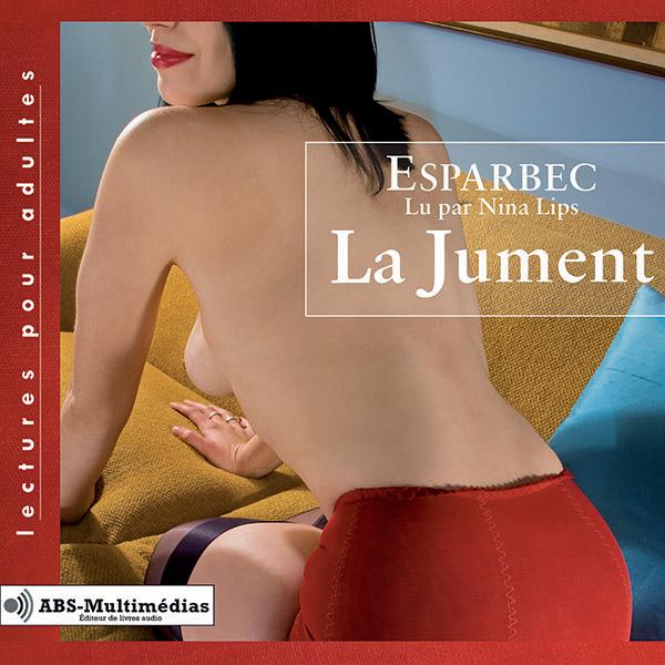 Livre audio La jument