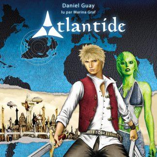 Couverture de la série en livres audio Atlantide