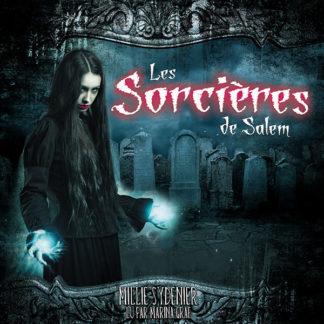 Série Les sorcières de Salem Couverture