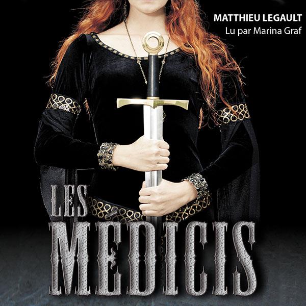 Série Les Médicis couverture