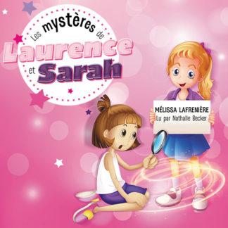 Série Les mystères de Laurence et Sarah Couverture