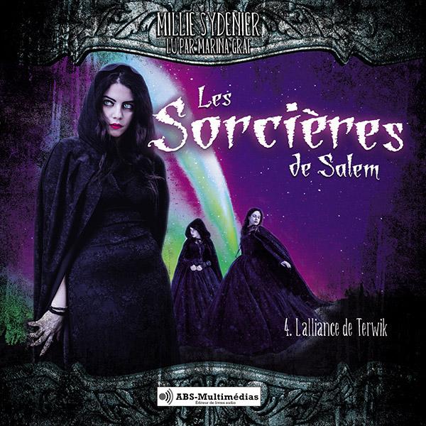 Livre audio Les sorcières de Salem, Tome 4 – L'alliance de Terwik