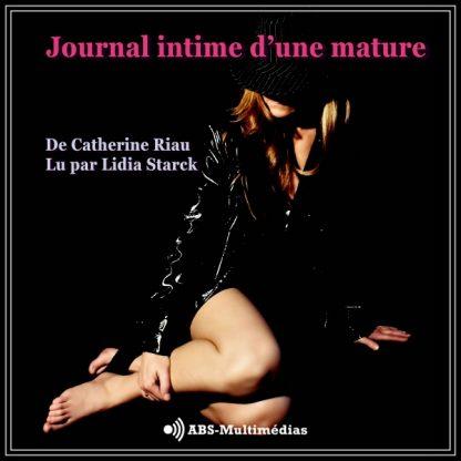 Livre audio Journal intime d'une mature Couverture
