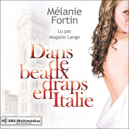 Livre audio Dans de beaux draps en Italie
