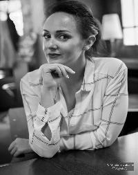 Portrait Julie Andry